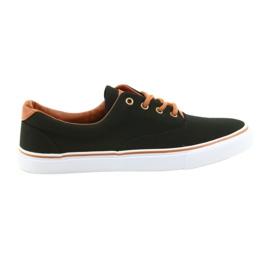 American Club Muške cipele crne tenisice LH03