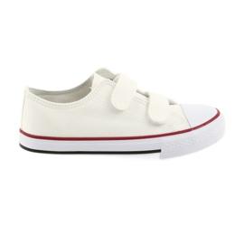 Atletico fehér Tépőzáras cipők