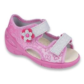 Befado dječje cipele pu 065X123 roze