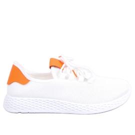 Sportske cipele bijela i narančasta NB281 Narančasta