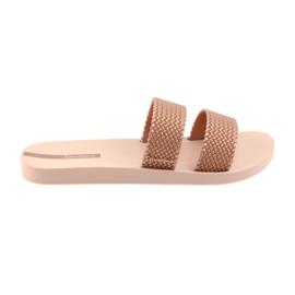 Roze Ipanema ženske papuče 26223 u prahu