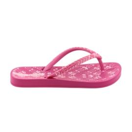Flip flops Ipanema 82519 roza roze