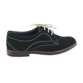 Mornarica Dječačke cipele Gregors 429 mornarsko plave boje