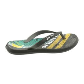 Papuče dječje cipele Rider 82563 crne