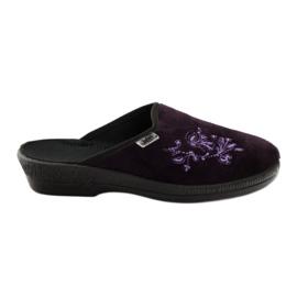 Befado ženske cipele pu 219D425 purpurna boja