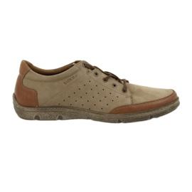 Férfi cipő Badura 3524 bézs / barna