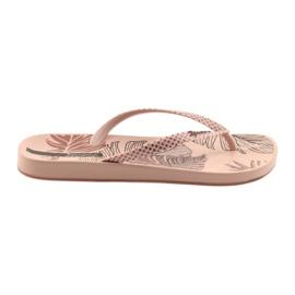 Ženske flip flops Ipanema 82525 puder