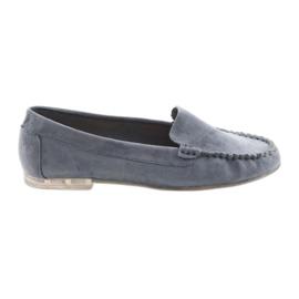 Plava Ženske antilop cipele Sergio Leone 721 plave
