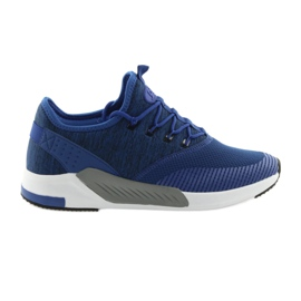 Férfi sportcipők DK 18470 kék