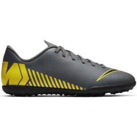 Nike Mercurial Vapor X 12 Club Tf Jr AH7355-070 Futballcipő