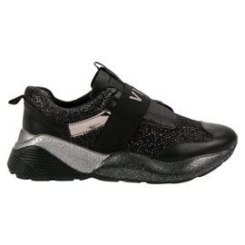 Slip-on VICES sportske cipele crna