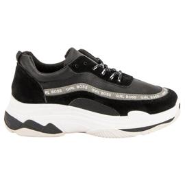 Crne sportske cipele VICES crna