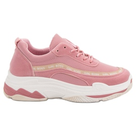Ružičaste VICES sportske cipele roze