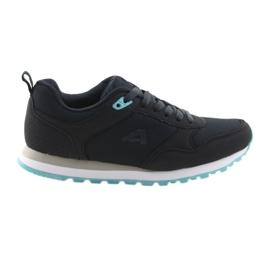 Sportske cipele American Club WT26. Tamnoplava