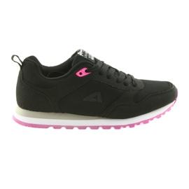 American Club Sportske cipele američkog kluba WT26 Crna