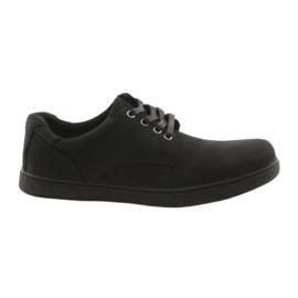 American Club Crne sportske cipele američkog kluba CY23 crna