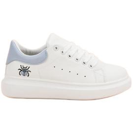 Kylie Modne sportske cipele bijela