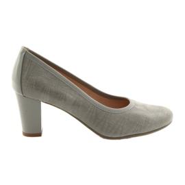 Ženska cipela elastičan potplat Arka 5137 siva