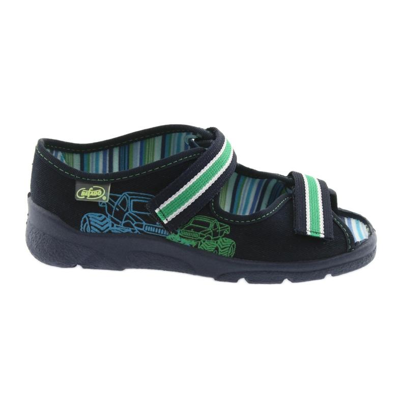 Dječja obuća sandale Befado 969Y073