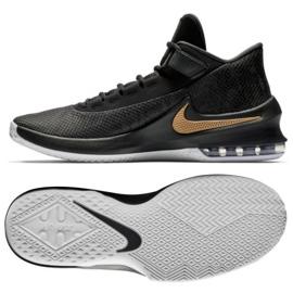 Košarkaške cipele Nike Air Max Infuriate 2 Mid M AA7066-002 crna crna