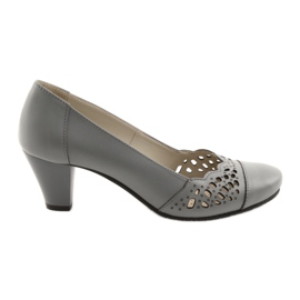 Női cipő Gregors 745 szürke