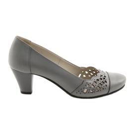 Siva Ženske cipele Gregors 745 sive