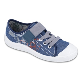 Kék Befado gyermekcipő 251Y116