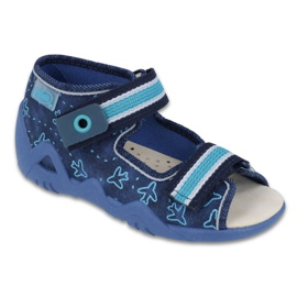 Befado žute dječje cipele 350P004