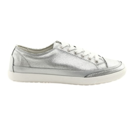 Ženske sportske cipele Filippo 703 srebrne siva