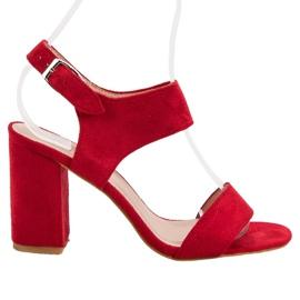 Crvena Crvene VINCEZA sandale