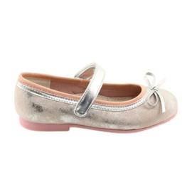 Ballerina cipő American Club GC18 íjjal