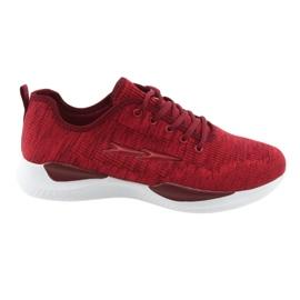 Piros Férfi sportkötések DK SC235