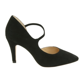 Női cipő Caprice 24402 fekete
