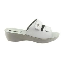 Bijela Velcro kuke kotblno Inblu PL028 bijele