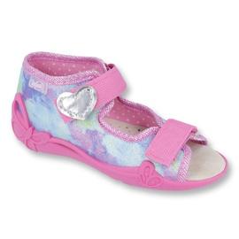 Befado žute dječje cipele 342P005