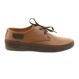 Férfi cipő Badura 3716 barna