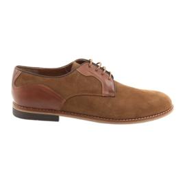 Férfi cipő Badura 3687 barna