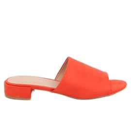 Ženske narančaste papuče XW9093 Narančasta