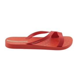 Ipanema Női papucsok Grendha 26263 piros