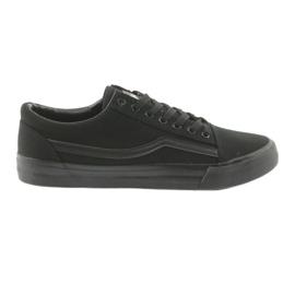 Fekete DK AlaVans cipők