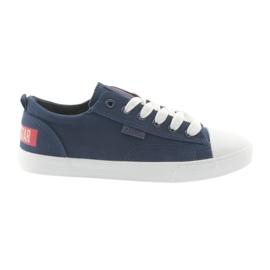 Haditengerészet Navy blue Big star cipők 274876