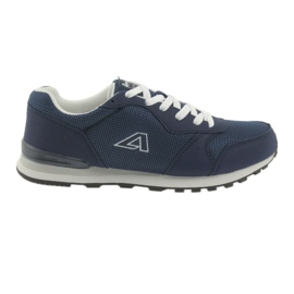 American Club mornarica Američki klub 12 plavih sportskih cipela