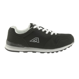 American Club 12 sportcipő fekete