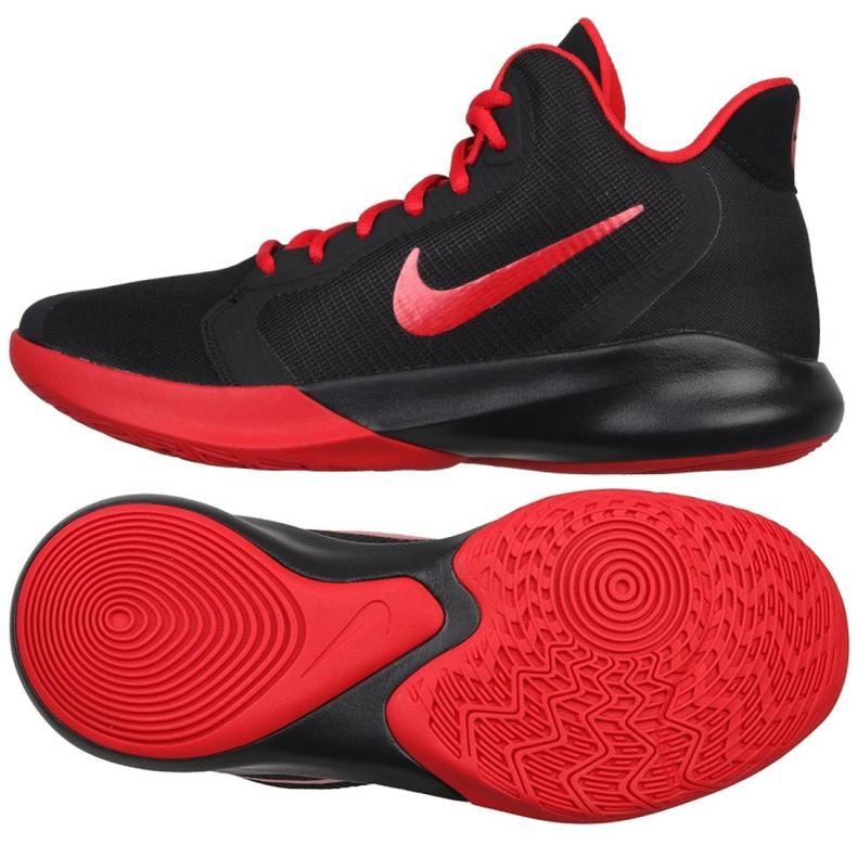 Košarkaške cipele Nike Precision Iii M AQ7495-001 crna crna