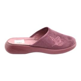 Befado ženske cipele pu 019D096 purpurna boja