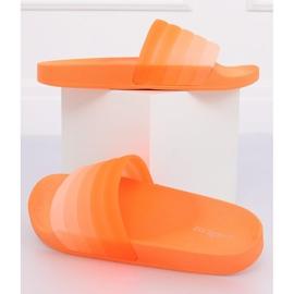 Ženske narančaste papuče K-9183 Narančasta