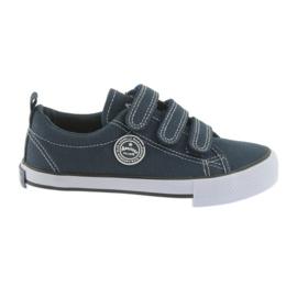 Velcro cipők American Club sötétkék