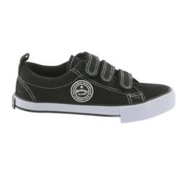 Velvet cipők American Club fekete