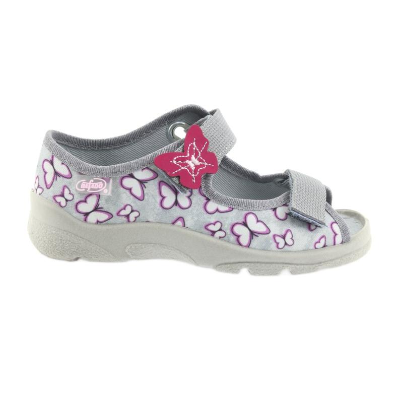 Befado dječje sandale leptiri 969X135