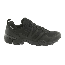 Crna Atletico 8008 crne sportske cipele